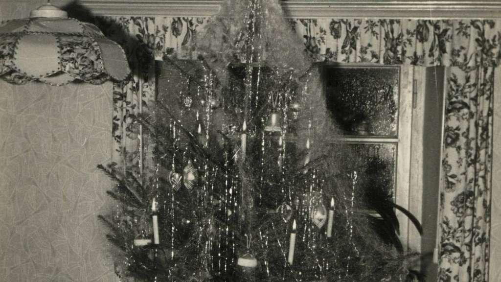 Weihnachtsbaum Engelshaar.Erinnerungen An Frohe Feste Schalksmühle