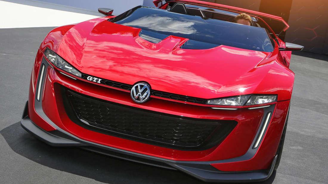 VW Golf GTI Roadster