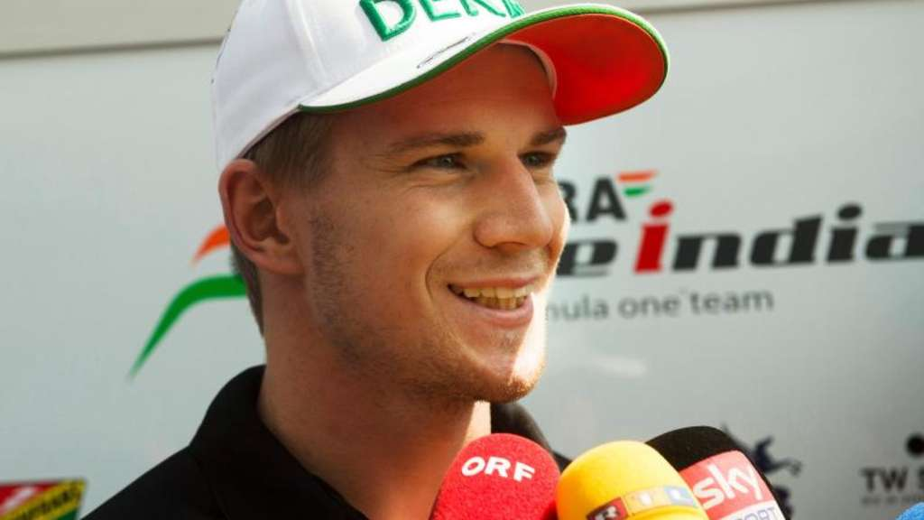 Nico Huelkenberg will mit Force India den Favoritenschreck spielen. Foto: Szilard Koszticsak