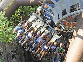 Black Mamba Phantasialand