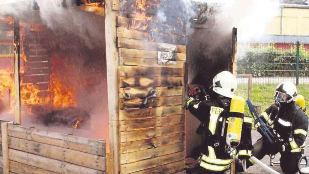 Familientag des l schzugs nachrodt nachrodt wiblingwerde for Feuerwehr kinderzimmer komplett