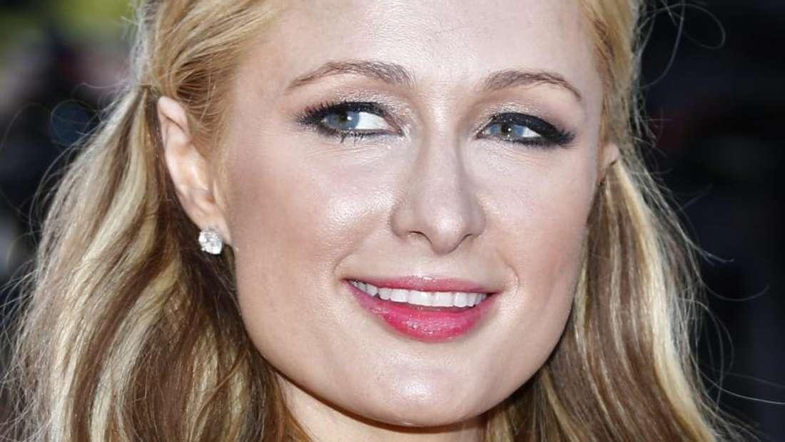 Paris Hilton hatte richtig Angst. Foto: Ian Langsdon