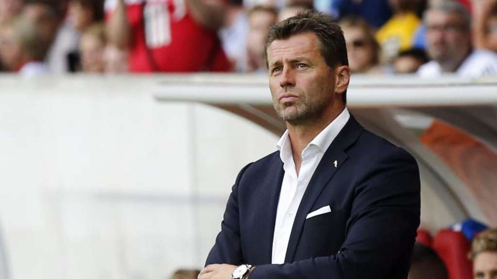 Michael Skibbe ist neuer Nationaltrainer Griechenlands. Foto: Etienne Laurent