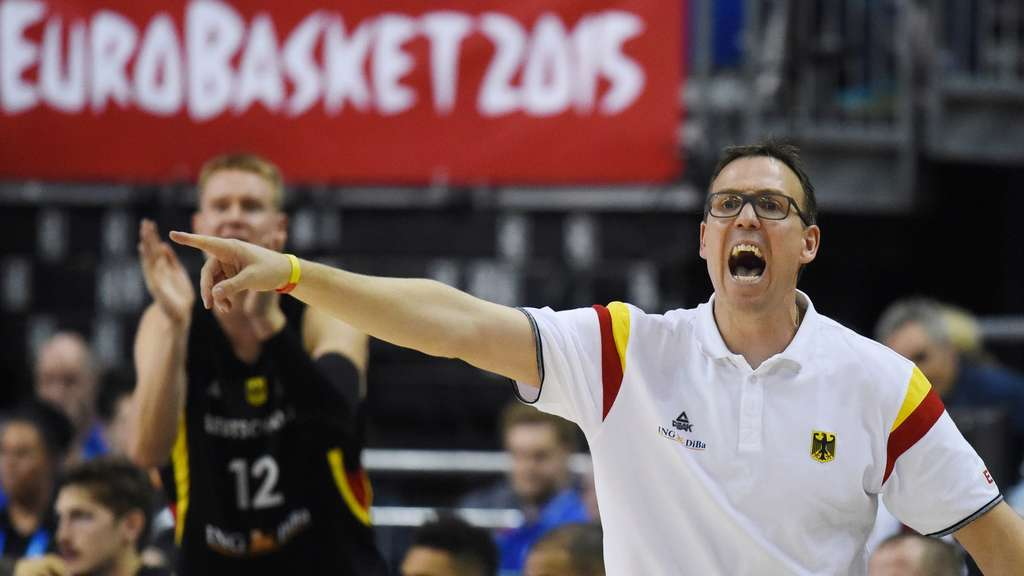 Chris Flemming, Deutschland, Basketball, EM-Quali