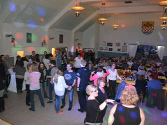 DJ-Party in der Rastatt