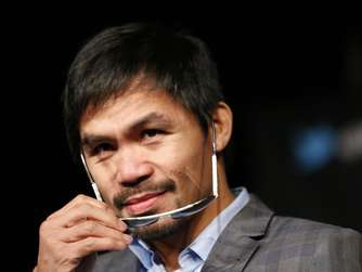 Boxer Manny Pacquiao: Homosexuelle