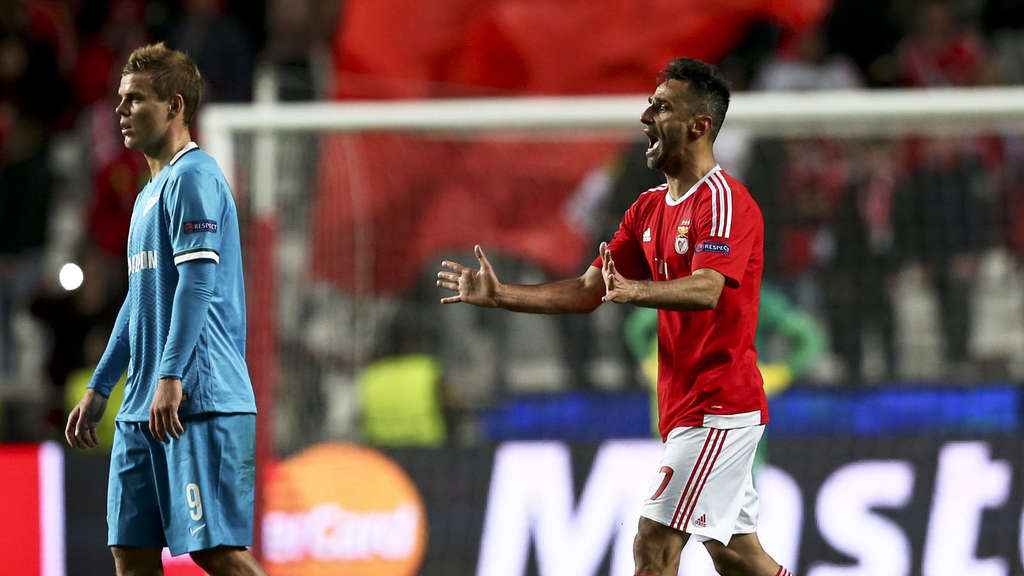 Champions League: Benfica Lissabon besiegt Zenit St. Petersburg