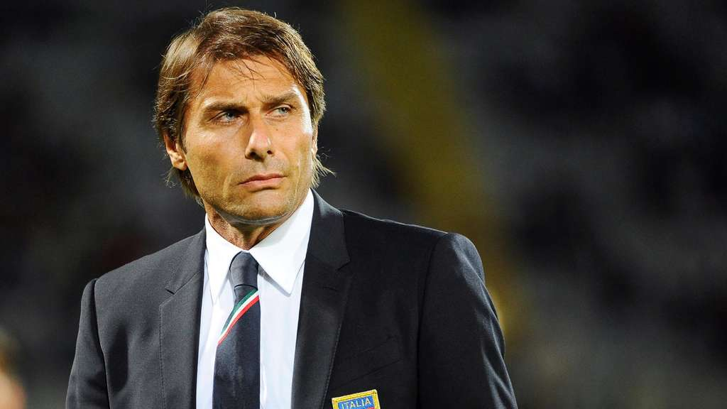 Bald Trainer in England? Italiens Noch-Nationalcoach Antonio Conte.