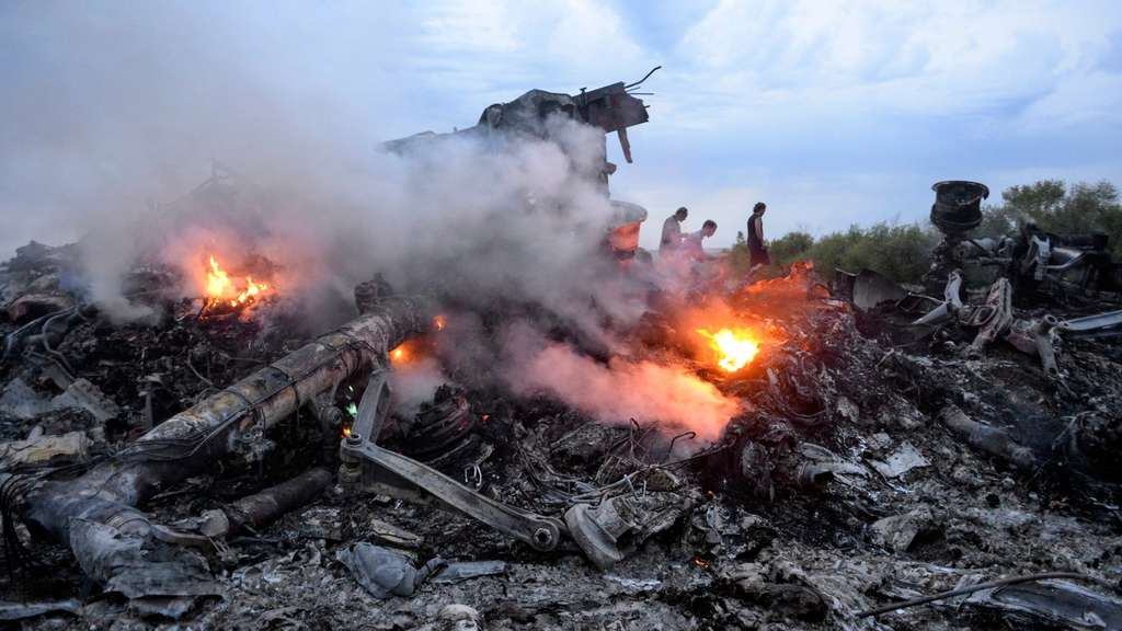 Malaysian Airlines MH17