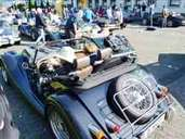Oldtimer Rallye in Altena