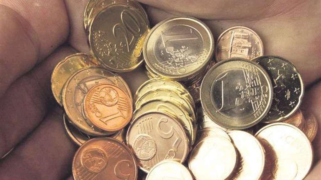 Münzgeld Wechseln