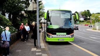 Neue Flixbus Verbindungen Ab Lüdenscheid Nach Bochum Und