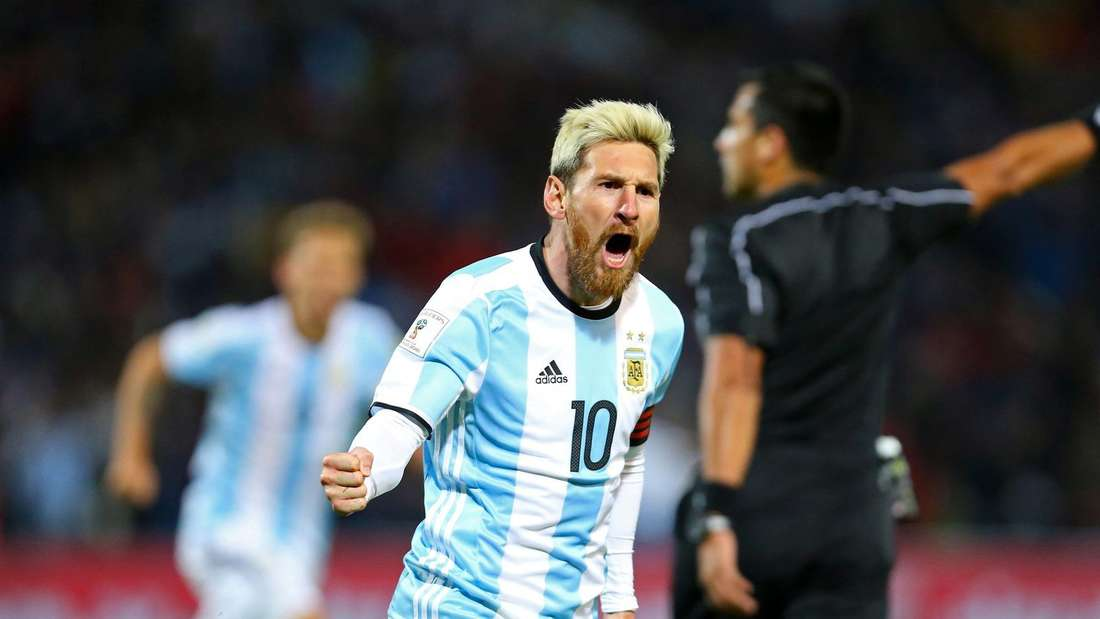 Lionel Messi avancierte bei seiner Rückkehr in die argentinische Nationalmannschaft zum Matchwinner.