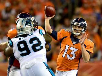 NFL-Champion Denver siegt zum Start in Final-Neuauflage
