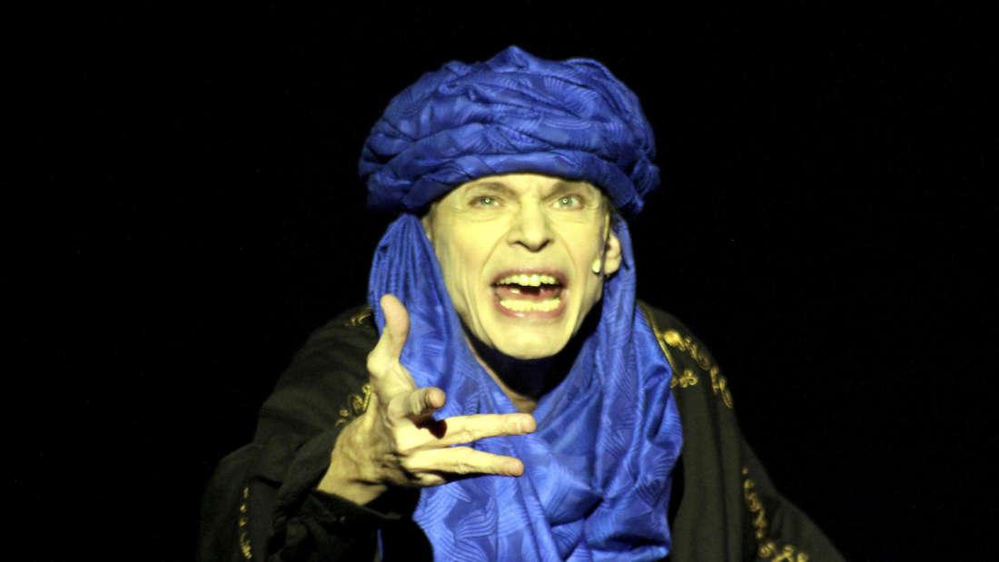 """Temporeich und spannend: """"Aladin und die Wunderlampe"""" im Kulturhaus."""