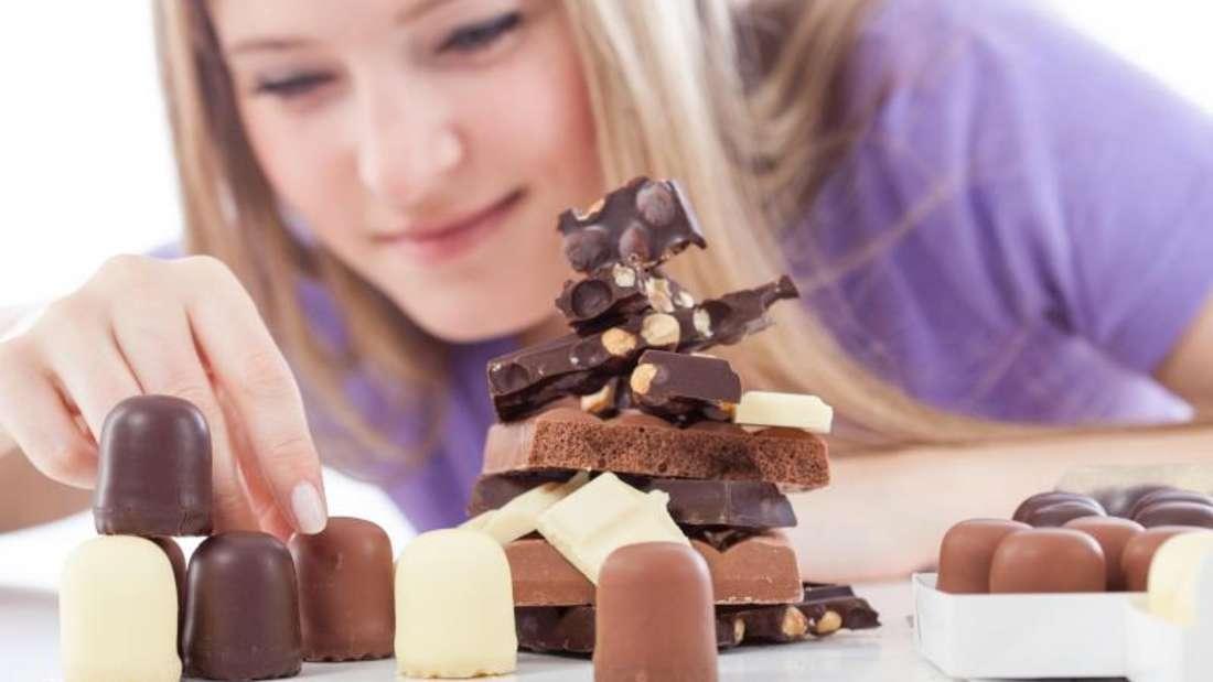 Schokoküsse und Schokolade? Bei einer Cheat Day Diät ist an einem Tag der Woche alles erlaubt. Experten halten von dem Konzept allerdings nicht gerade viel. Foto:Christin Klose