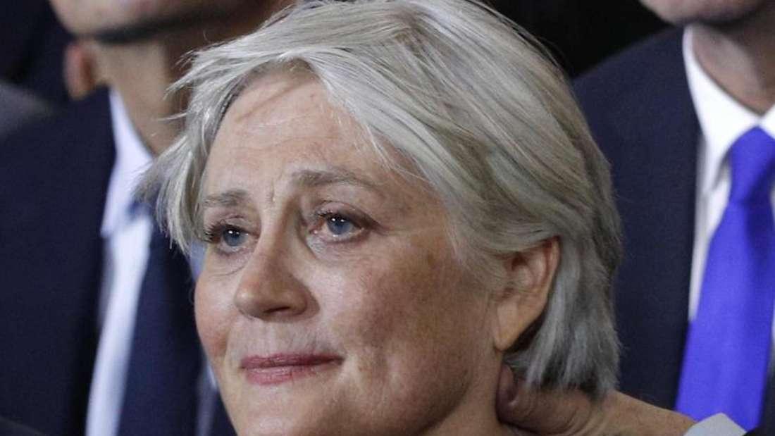 Gutverdienerin:Penelope Fillon, die Frau des konservativen französischen Präsidentschaftskandidaten Francois Fillon. Foto: Christophe Ena