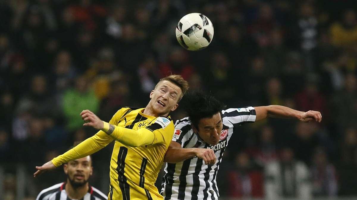 Eintracht Frankfurt Borussia Dortmund Live Stream