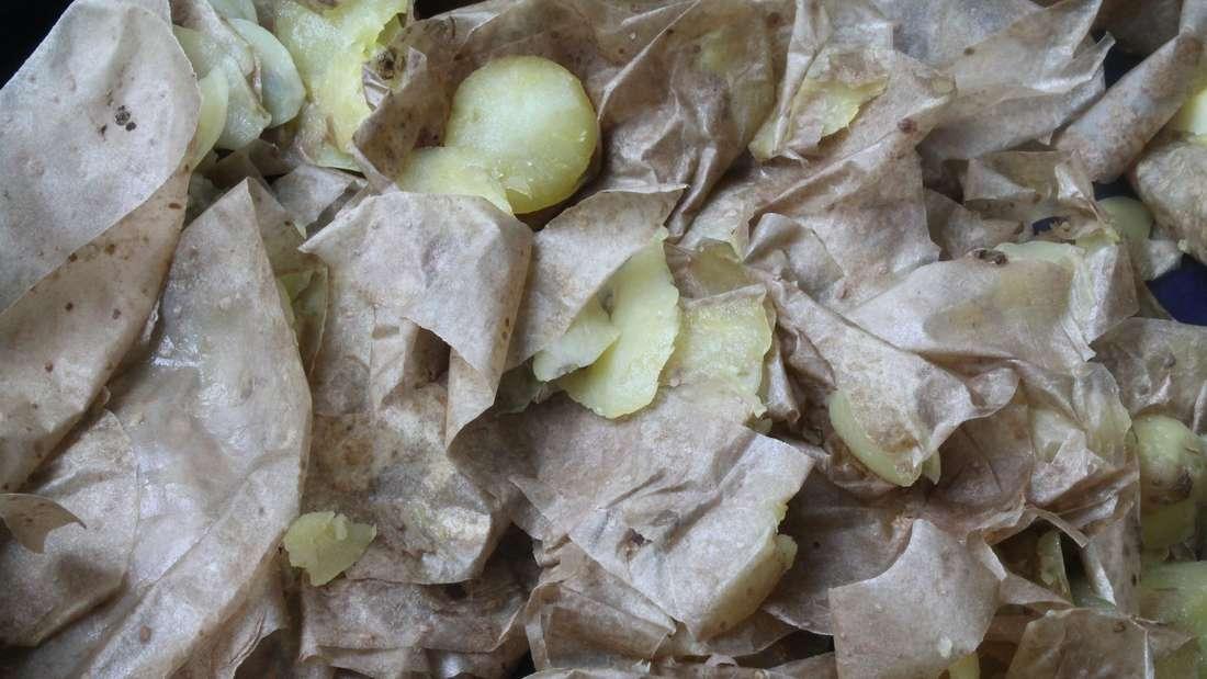Kartoffelschalen sollten Sie nicht gleich wegwerfen. Klicken Sie sich durch die Fotostrecke, um zu erfahren, wieso.