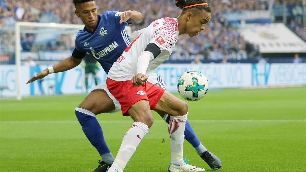 Schalke Leipzig Live