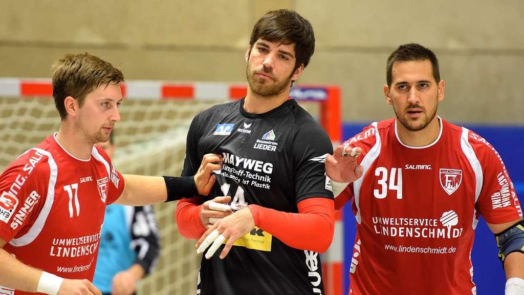 Handball Die 3 Liga West Geht In Die Achte Spielzeit Rückblick