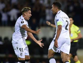 Novum in Europa League: Guimaraes ohne Europäer in der Startelf
