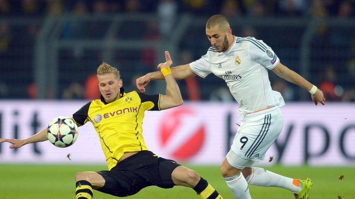 Champions League Dortmund Real Madrid Tv Гјbertragung