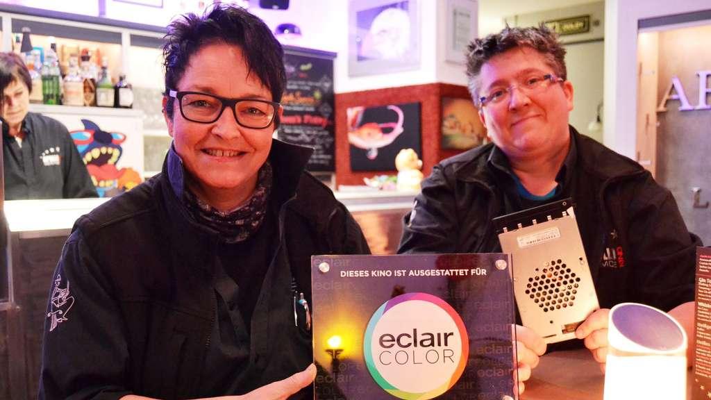 Eclair Color Bietet 3d Erlebnis Ohne Brille Im Altenaer Kino Apollo