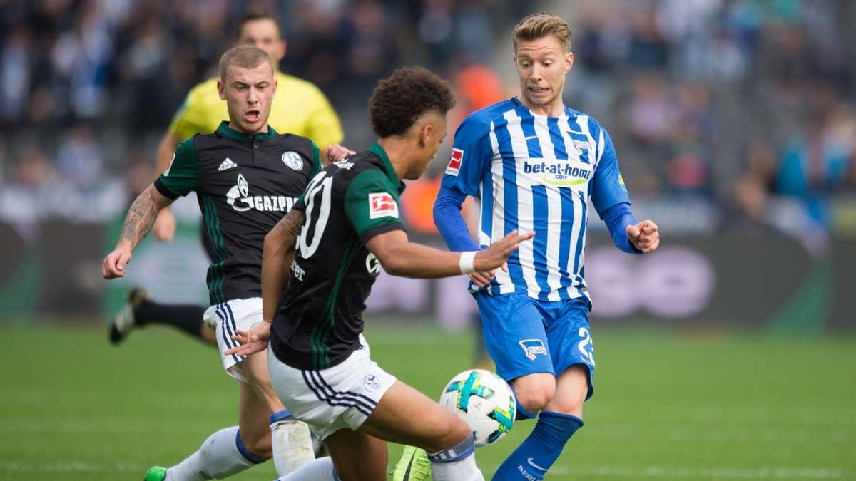 Hertha Bsc Schalke