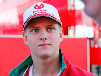 Mick Schumacher im Interview: