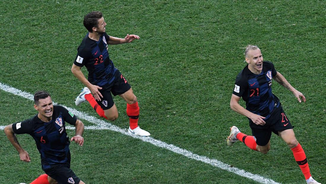 Kroatien gehört zu den Favoriten bei der WM 2018.