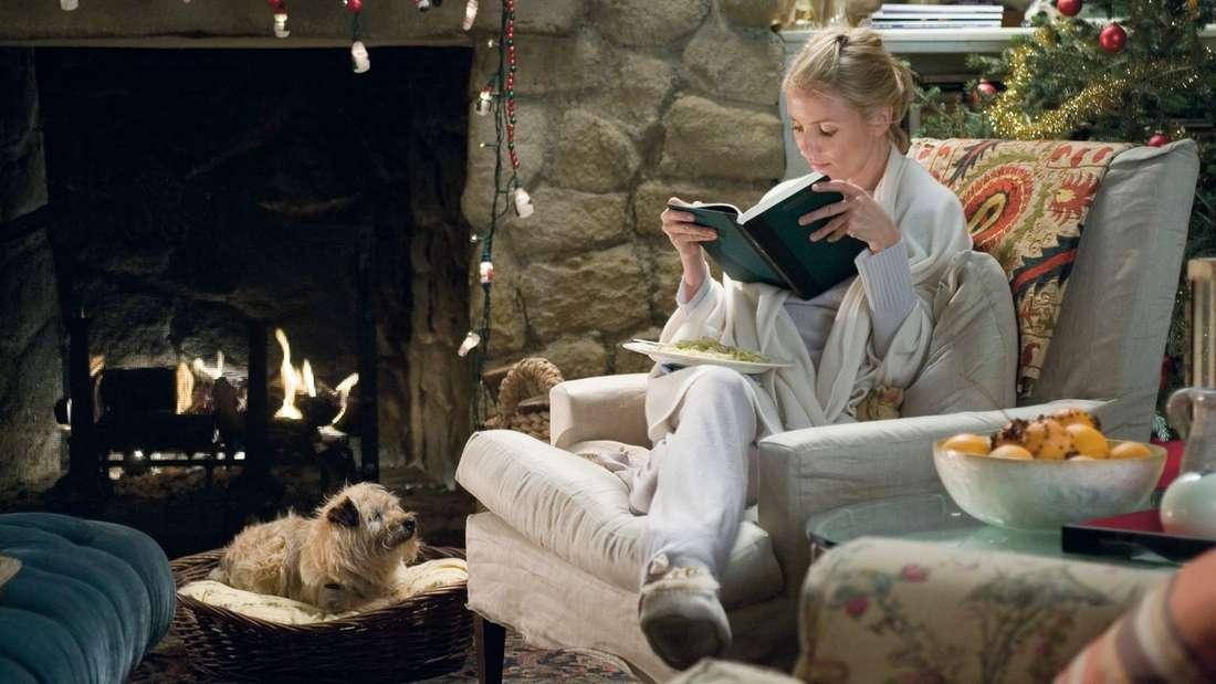Liebe braucht keine Ferien: Amanda tauscht ihr Haus und zieht für Weihnachten nach England.
