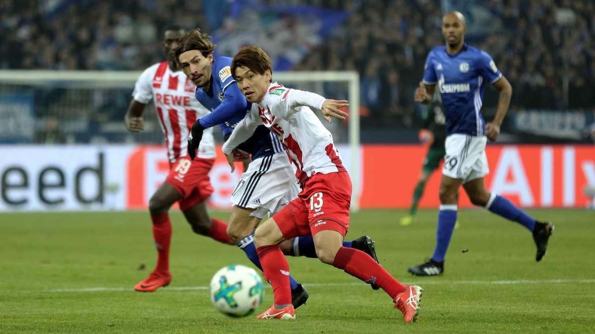 Pokal Schalke Köln