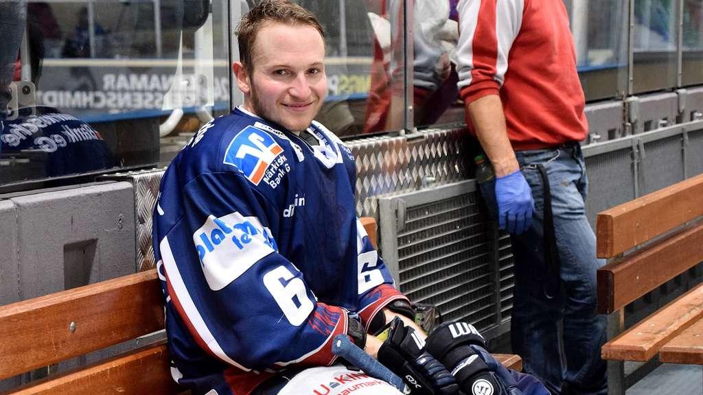 Marko Friedrich eishockey freude bei den iserlohn roosters über eine ruhige woche