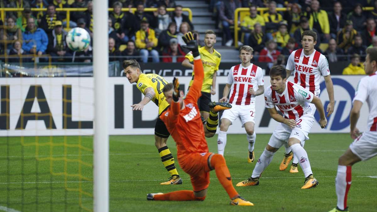 Fc Köln Gegen Dortmund