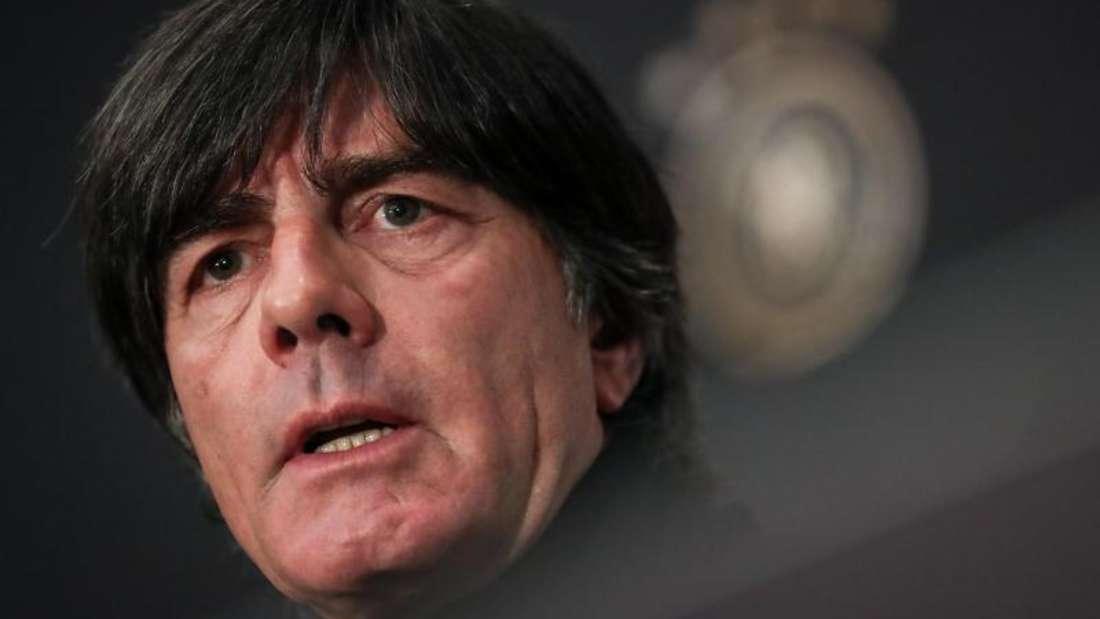 Wen nominiert Bundestrainer Joachim Löw für die WM in Russland? Foto: Christian Charisius