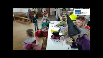 Kinderkarneval in Eisborn