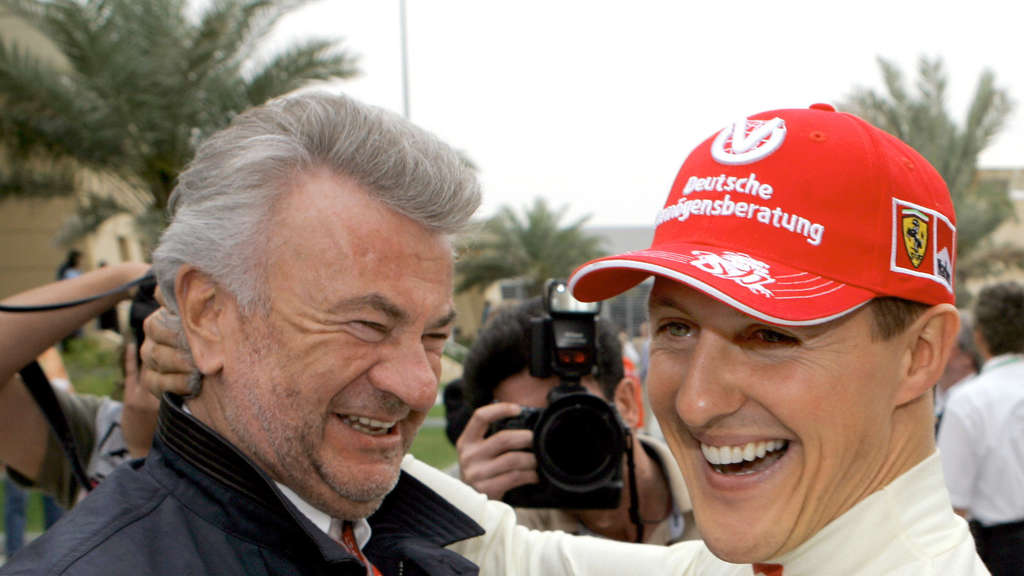 Schumacher-Manager Willi Weber