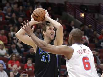 Nowitzki-Pleite in Chicago - Schröder ärgert NBA-Champion
