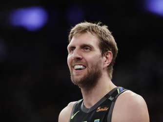 NBA: Nowitzki gewinnt mit Dallas in New York