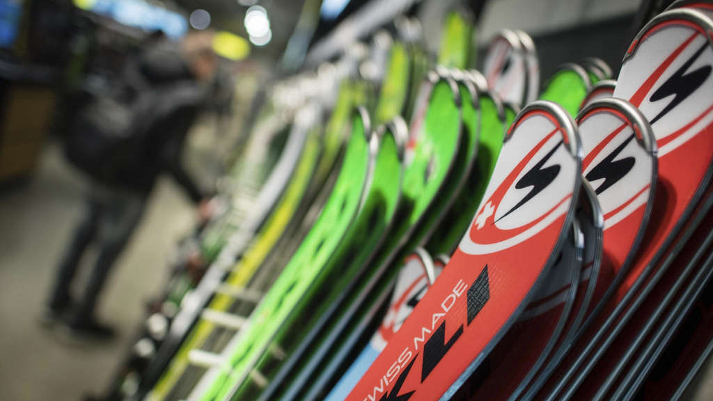 Sportbranche startet gut in den Ski-Winter