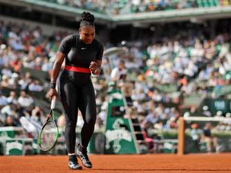Superheldin Williams sieht French-Open-Chancen skeptisch