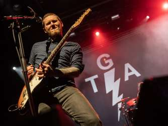 "The Gaslight Anthem feiern ""The ཷ Sound"" bei Konzerten in Köln"
