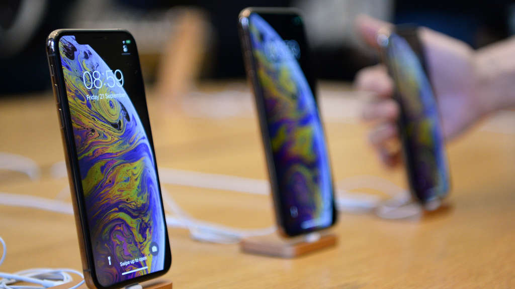 Apple-iPhone XS und XS Max Verkaufsstart in London