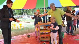Internationales Kinderfest im Holtzbrinck-Park