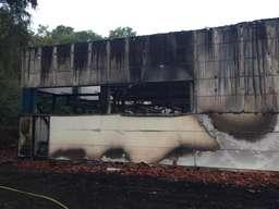 Großbrand in Iserlohner Galvanikbetrieb: Der Morgen danach