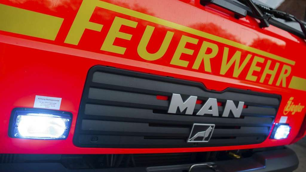 CO2-Alarm bei McDonald's in Lüdenscheid