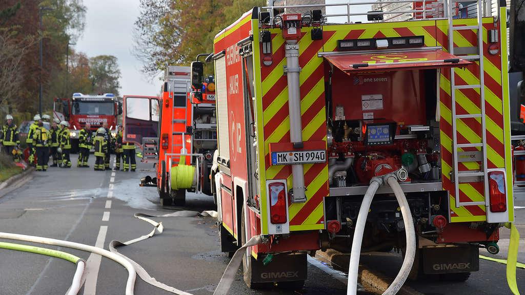 27.10.2018 Brand in der Elberfelder Str.