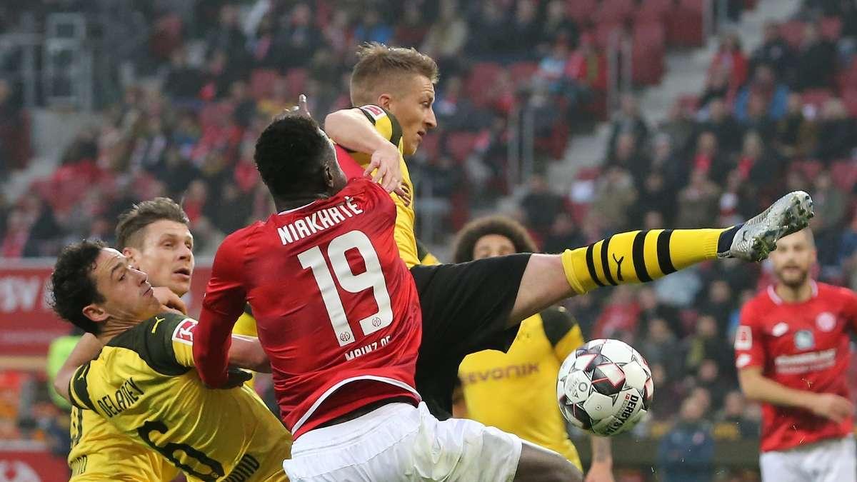 Mainz Gegen Dortmund