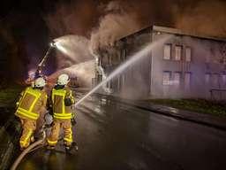 Großbrand in Lüdenscheid - alle Bilder von der Werdohler Straße